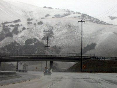 Photo from the 5 North (the Grapevine) on Wednesday, January 23, 2008