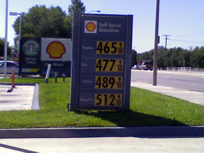 Gas Price Near Me >> Getting Gassed Santa Clarita Gas Prices Skyrocket Doctorious
