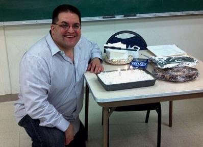 February 22, 2012: Celebrating My Birthday at UC Santa Barbara