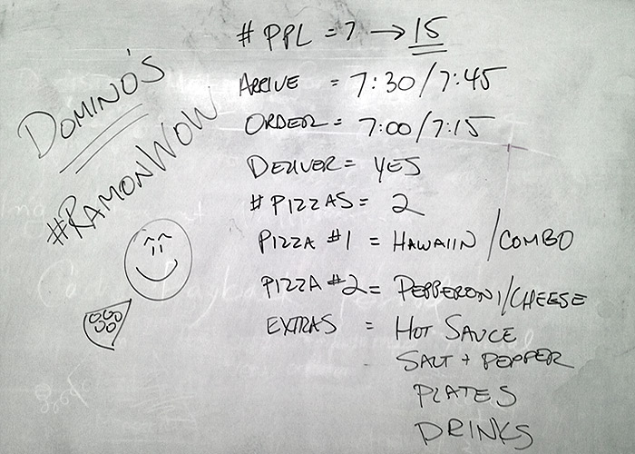 "Pedagogy Meets Pizza in My ""Operations Management"" Class"