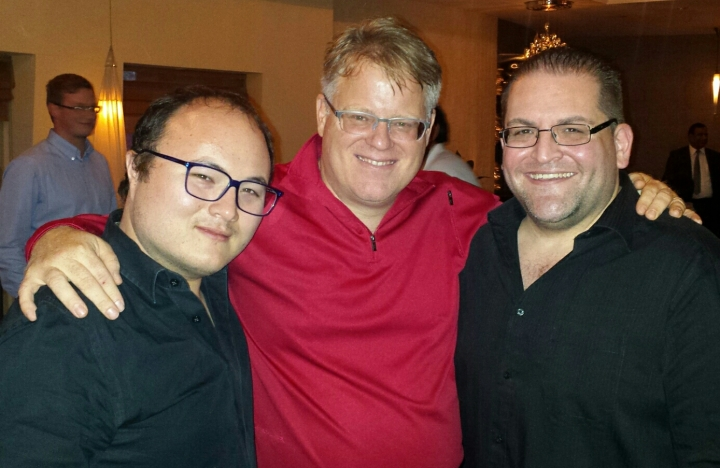 Ben Parr, Robert Scoble, and Matthew A. Gilbert, MBA.